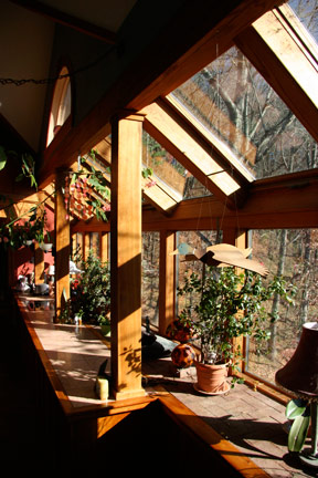The Gallery For Passive Solar House Interior