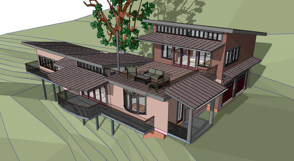 Architect Rick Thompson Talks Bungalows And Living Roof Plans Thompsonplans Com